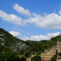 Amongst Villages And Churches In The Ardeche