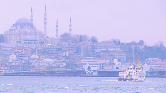Istanbul #Istanbul #Bosphorus #Turkey
